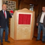 Kunstbazar der AWO: </br>Frauenhaus leistet wertvolle Arbeit