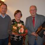 Matthias Knickrehm neuer SPD-Vorsitzender</br>Horst Schwarze Ehrenvorsitzender