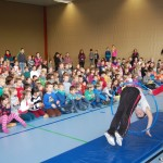 Sportfreundliche Schule:</br>Zertifizierung der GS Am Harrl