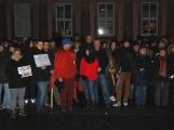 Ein Zeichen für Toleranz und Vielfalt:</br>Kundgebung mit 250 Teilnehmern