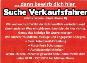 Eismann sucht Fahrer 22.08.16