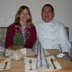 """Thorsten und Kristina Bock beleben """"Altes Forsthaus"""":</br>Regionale Produkte und saisonale Küche"""