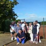 Ein Leben für den Sport:</br>Turnen, Gesundheitssport, Tennis