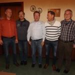 Neuer Vorstand:</br>Versammlung VfL-Jedermannsport