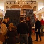 Hausbesitzern die Augen öffnen:</br>Solar-Tag der Firma Ahrens
