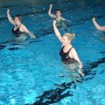 Aqua-Zumba im Hallenbad:</br>Kursbeginn am Donnerstag