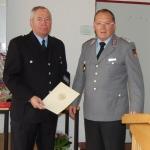 Feuerwehrmann mit Leib und Seele:</br>Harald Bagats in Ruhestand verabschiedet