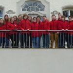 Jugendchor startet in ereignisreiches Jahr:</br>Probenwochenende