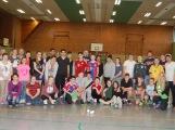 Teamgeist und Spaß im Vordergrund</br>Baseball-Camp der EFG