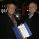 DLRG ehrt Harry Hagemann:</br>50 Jahre Mitgliedschaft