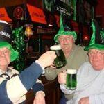 Grünes Bier im Minchen:</br>Irischste Party des Jahres