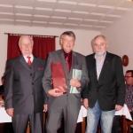 Reinhard Radicke bleibt Vorsitzender:</br>Siedler ehren langjährige Mitglieder