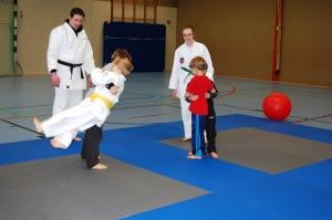 Schnupperkurs Judo 30.03.15