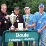 Boule Stadtmeisterschaften:</br>Anmeldeschluss am 13. April