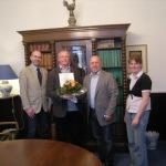 Horst Buchholz geht in Ruhestand</br>47 Jahre im Dienst der Stadt