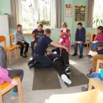 Notruf, Verbände und stabile Seitenlage</br>Erste Hilfe für Kinder mit der ASJ