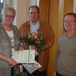 Roland Rosenthal weiter Vorsitzender</br>Versammlung VfL-Schwimmen