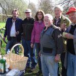 Frühjahrsputz der Siedler</br>Reinigung von 35 Nistkästen