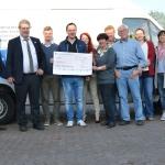 CDU Vorstand macht sich im Tierheim schlau</br>Informativer Nachmittag endet mit Spendenübergabe