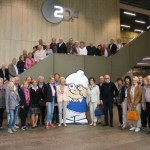 """Reise der Senioren-Union nach Mainz</br>""""Aktuelles Sportstudio"""" und ZDF-Fernsehgarten"""