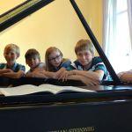 Geburtstagsständchen in der Stadtkirche</br>Märchensänger erinnern an Bach