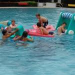 Ein Vormittag im Bergbad</br>Wissenswertes und Wasserspiele
