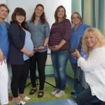 Kurse und Infos rund um die Geburt</br>Neu: Babybauch-Fotografie