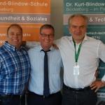 Vorsprung auf dem Arbeitsmarkt</br>Bernd-Blindow-Schulgruppe bei Sommer-Uni dabei