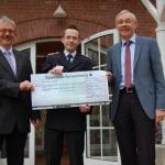 Spende der Stadtwerke Schaumburg-Lippe</br>Jugendfeuerwehr freut sich über 250 Euro