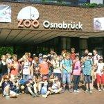 Ausflug in den Zoo Osnabrück</br>Ferienspaß für 34 Kinder
