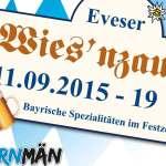 """""""Wiesenzauber"""" mit Band """"Bayernmän""""</br>40 Jahre Erntefest"""