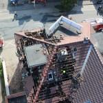 """Großbrand im """"Jetenburger Hof""""</br>Neue Fakten von der Feuerwehr"""