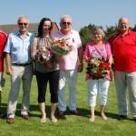 VfR ehrt Kirsten Münchow</br>Weltmeisterin im Hammerwerfen