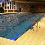 DLRG-Training wieder im Hallenbad