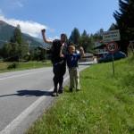 Alpenüberquerung erfolgreich abgeschlossen</br>Für den guten Zweck nach Italien