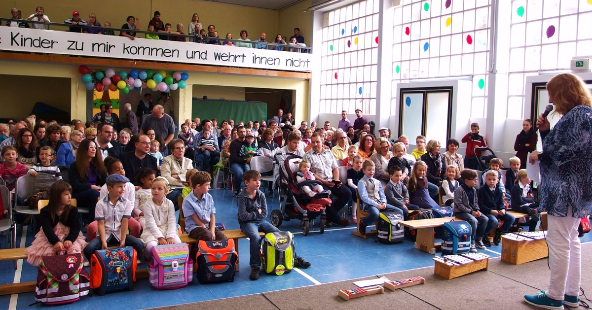 Immanuel Schule Bückeburg