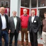 SPD im Gespräch mit den Bürgern</br>Tag der offenen Tür im SPD-Büro