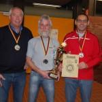 Boulefreunde gewinnen Bossel-Turnier