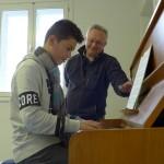 Saiten & Flöten</br>Konzert mit Schülern und Lehrern