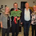 Manfred Möhring neuer Grünkohlkönig</br>Grünkohlessen Sozialverband