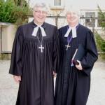 """""""Ihr seid eine tolle Gemeinde""""</br>Abschiedsgottesdienst für Pastor Reiner Rinne"""