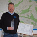 Ehrung für Dieter Ahrens</br>Auszeichnung der Mittelstandsvereinigung