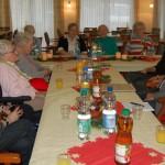 """Bürgermeister besucht """"Herminenhof""""</br>Gespräche und Weihnachtslieder"""