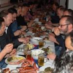 Schmackhafter Grünkohl und angeregte Gespräche</br>Bürgerbataillon feiert mit 400 Gästen