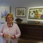 Malen kann eine Droge sein</br>Gisela Vogt zeigt eindrucksvolle Arbeiten
