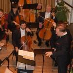 """""""Prickelnd wie guter Champagner""""</br>Neujahrskonzert mit Göttinger Symphonie Orchester"""