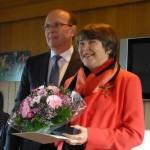 Bundesverdienstkreuz für Christiane Reckmann</br>Glückwünsche vom ZFF
