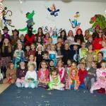 Karneval beim Schaumburger Jugendchor</br>Singschulen und Kinderchor feiern große Fete