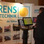 Umweltbewusst in die Zukunft</br>15. Solartag der Firma Ahrens Solartechnik