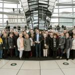 """Schaumburger besuchen """"Tränenpalast""""</br>Gespräch mit Maik Beermann (MdB)"""